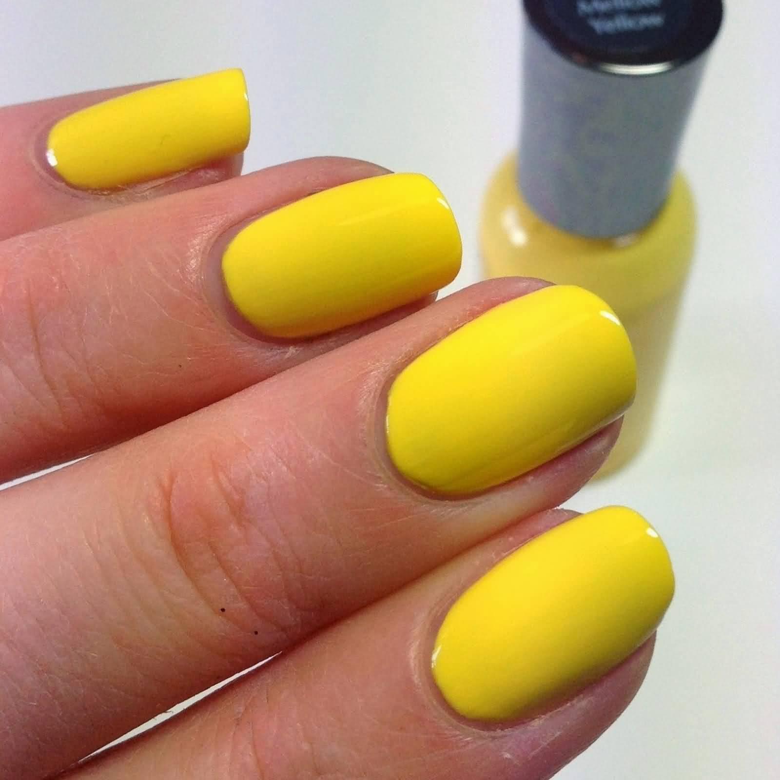 Best Full Yellow Color Design