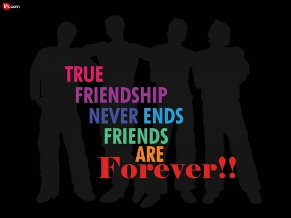 Best Message Friends Forever Image