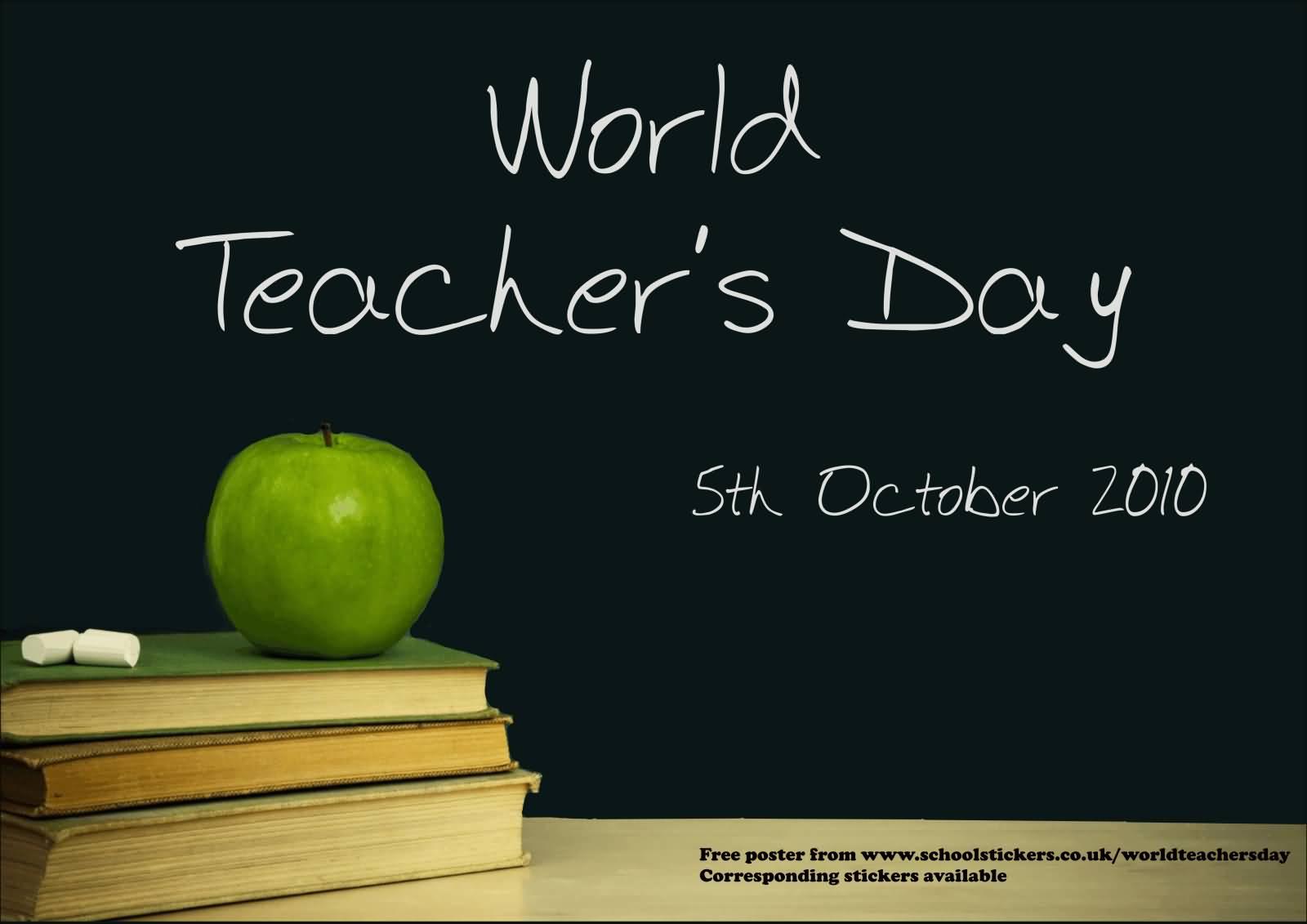 Best Wallpaper Happy World Teacher's Day Wishes Image