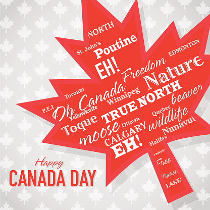 Best Wishes Happy Canada Day