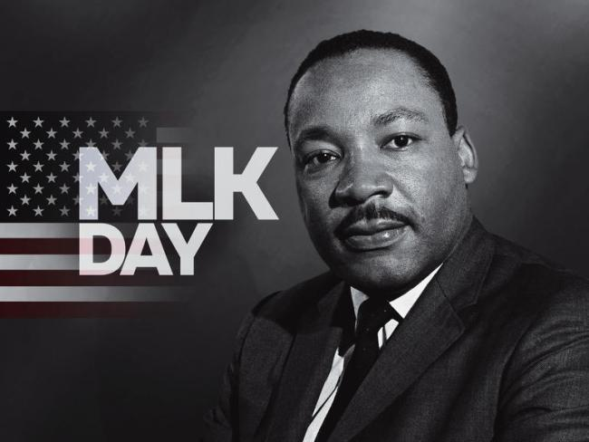 Best Wishes Martin Luther King Day Image