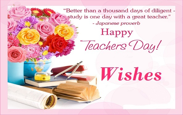 Best Wishes Quotes Happy Teacher's Day Wishes Image