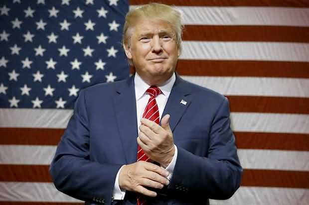 Best Wishes Donald Trump Inauguration Day Wishes Image