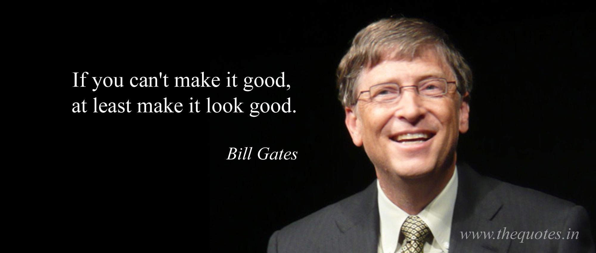 Bill Gates Quotes Sayings 02