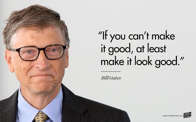 Bill Gates Quotes Sayings 10