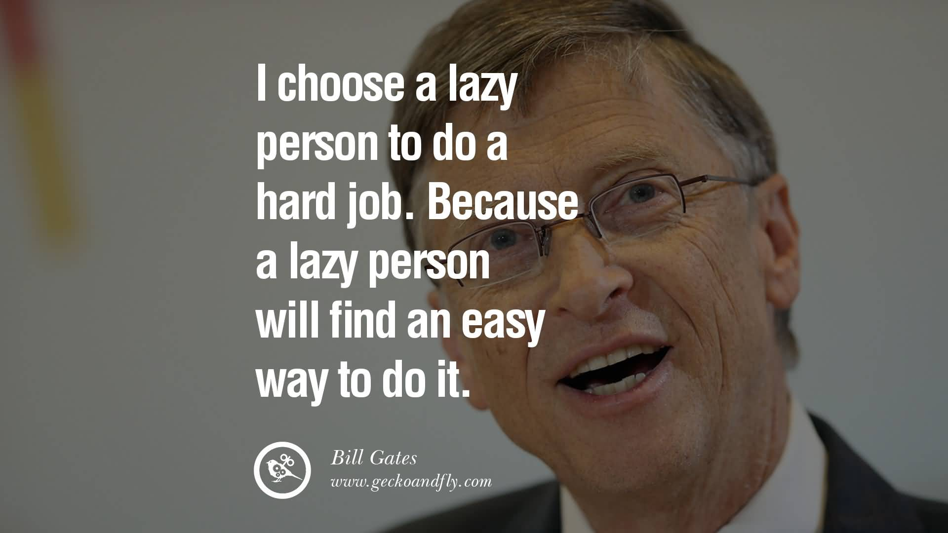 Bill Gates Quotes Sayings 14