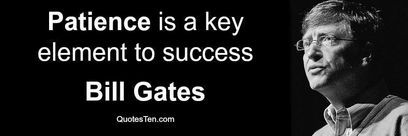 Bill Gates Quotes Sayings 24