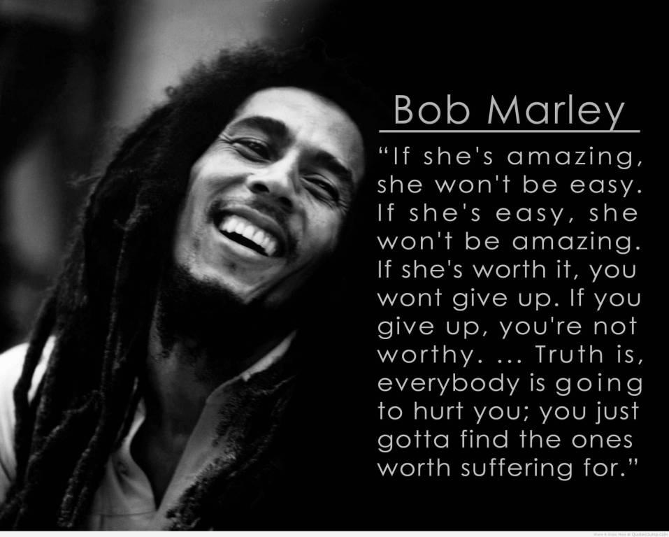 Bob Marley Quotes Sayings 15