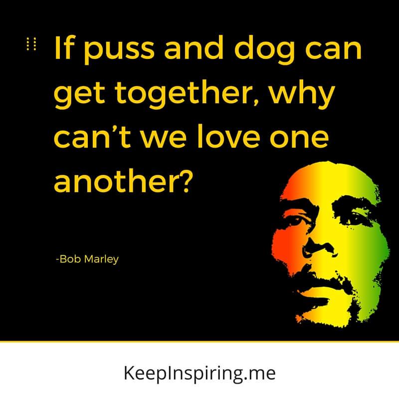 Bob Marley Quotes Sayings 20