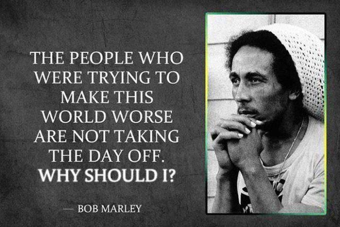 Bob Marley Quotes Sayings 25