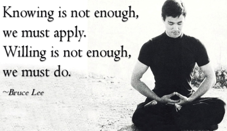 Bruce Lee Quotes Sayings 19