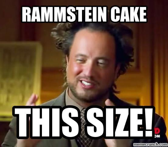 Cake This Size Meme Image