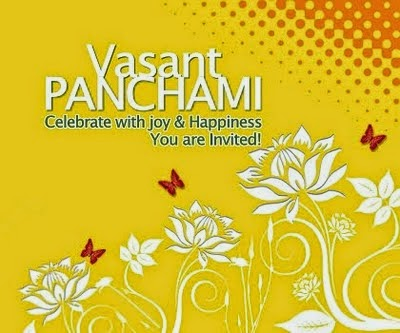 Celebrate With Joy & Happiness Vasant Panchami