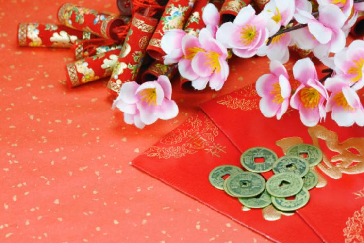 Chinese New Year To Friends