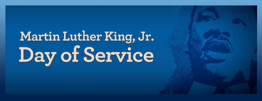 Day Of Service Martin Luther King Jr Day Image