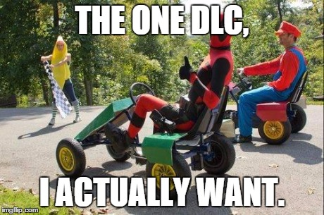 Deadpool Memes The One Dlc, I Actually Want