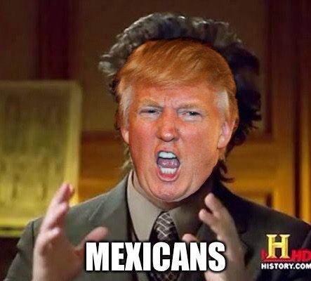 Donald Trump Funny Meme Most Funny Donald Trump Meme Mexicans
