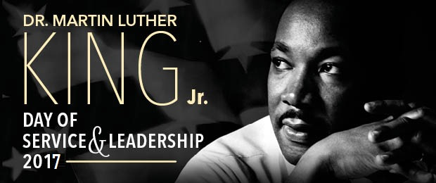 Dr. Martin Luther King Jr Day Of Service 2017
