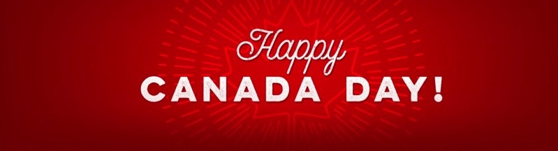 Facebook Cover Happy Canada Day Image