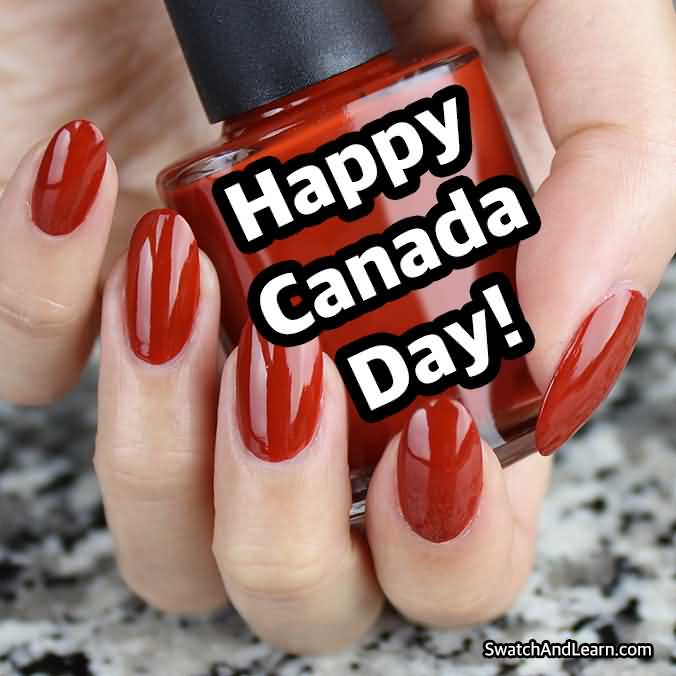 For Friend Happy Canada Day Image