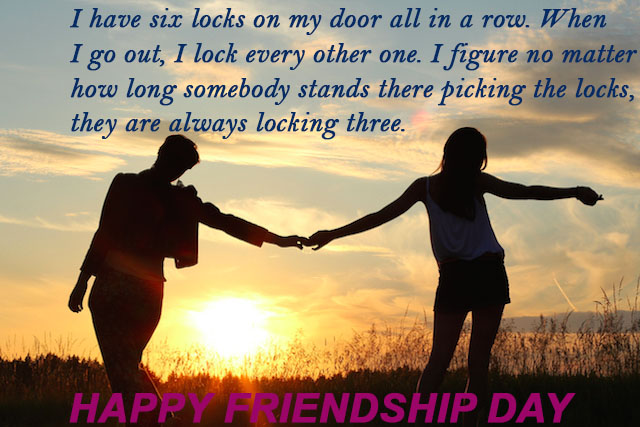 Friendship Day Greetings Message Image