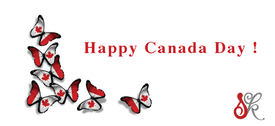 Greetings Card Happy Canada Day Image