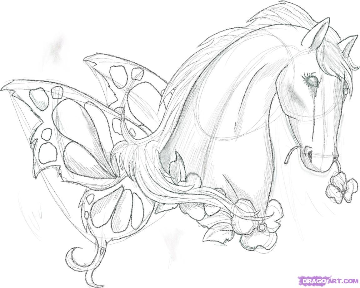 Groovy Pretty Horse Tattoo Art For All Tattoo Fans