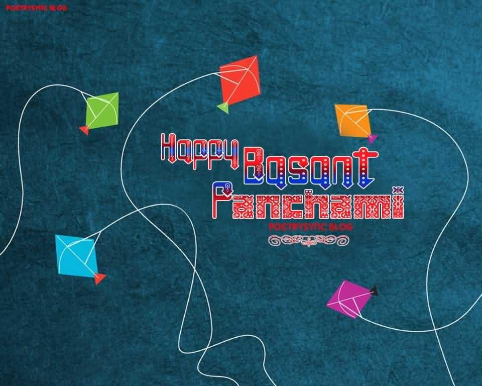 Happy Basant Panchami Wishes Image For Whatsapp