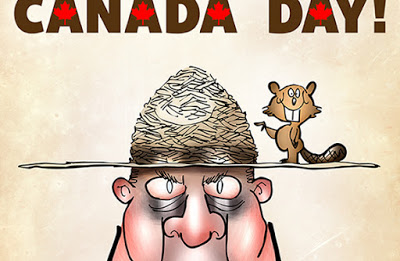 Happy Canada Day To All My Friends