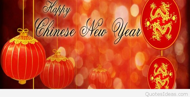 Happy Chines New Year Wishes Quotes Image