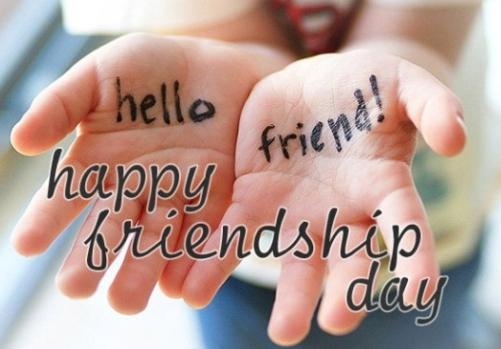 Happy Friendship Day Greeting To All My Best Buddies
