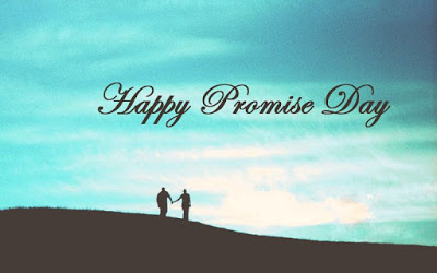 Happy Promise Day Greeting Image For Facebook