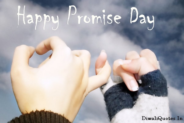 Happy Promise Day To Friend Image