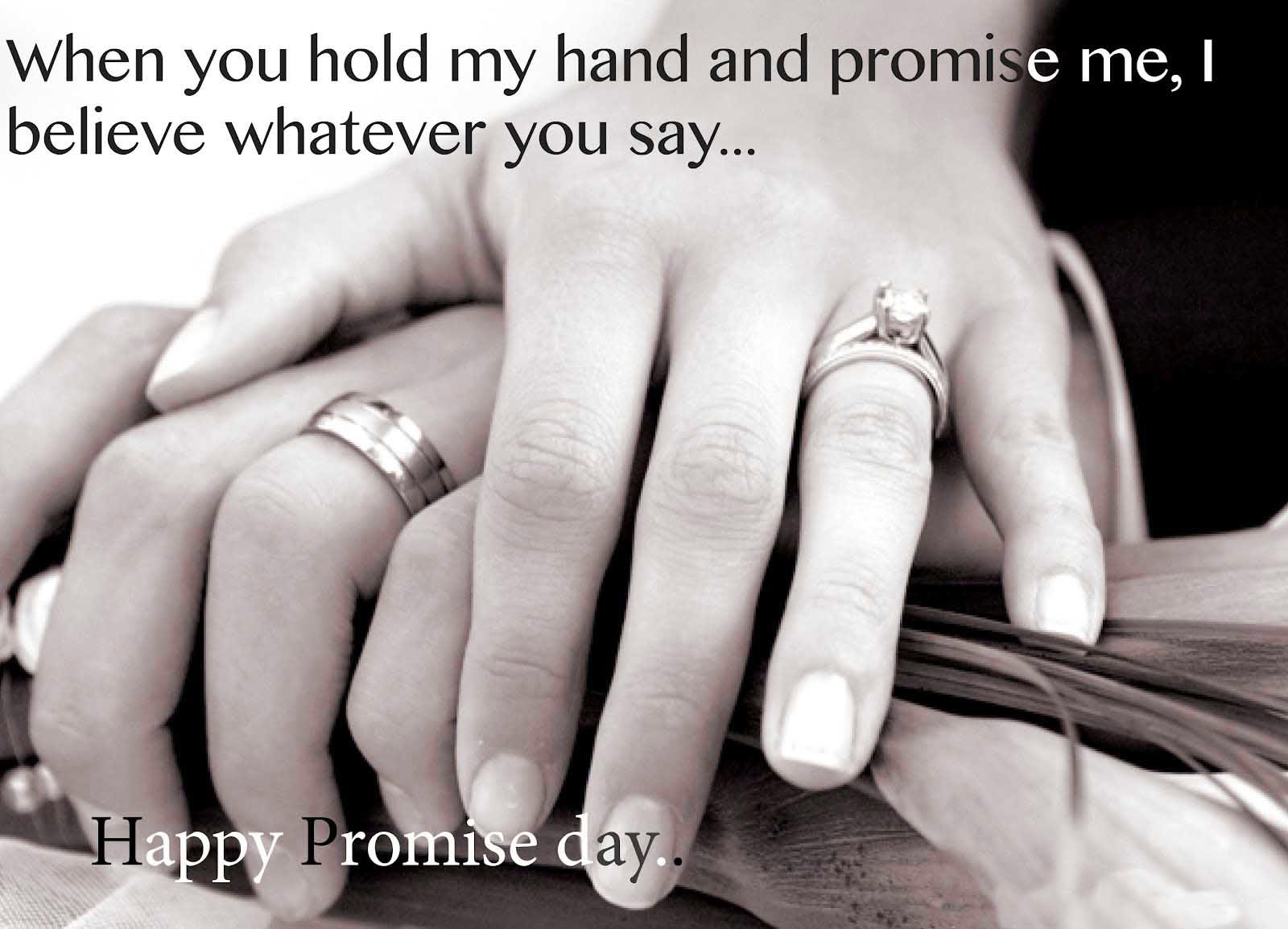 Happy Promise Day Wishes Picture