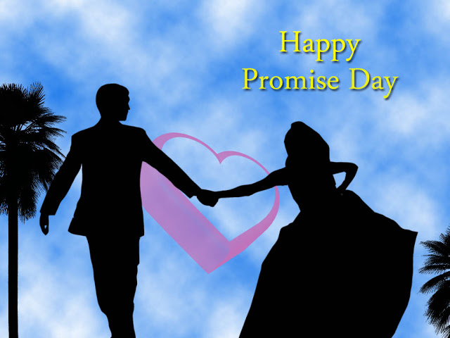 Happy Promise Day Wishes To My Gorgeous Friends