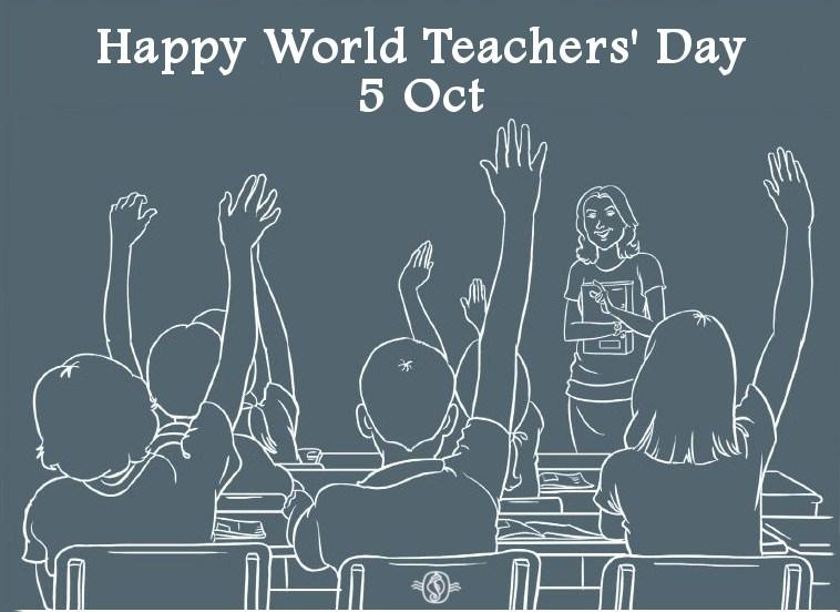 Happy Teacher's Day 5 Oct