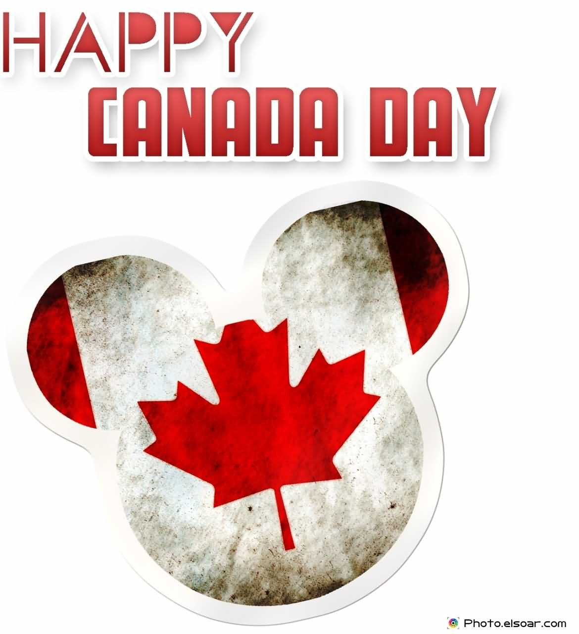 Have A Blessed Day Happy Canada Day Image