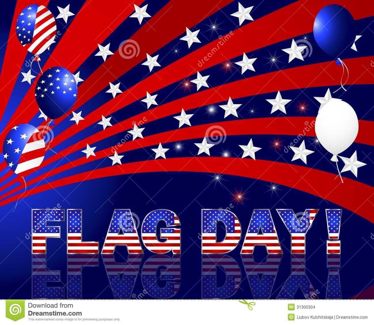 Have A Great Day Happy Flag Day Wishes Image