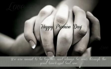 Have A Happy Promise Day Image