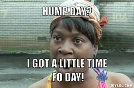 Hump Day I got a Little time For Day Meme Photo