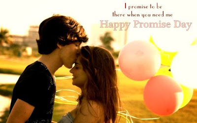 I Promise Happy Promise Day Kiss Image