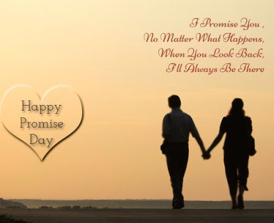 I Promise You No Matter What Happen Happy Promise Day