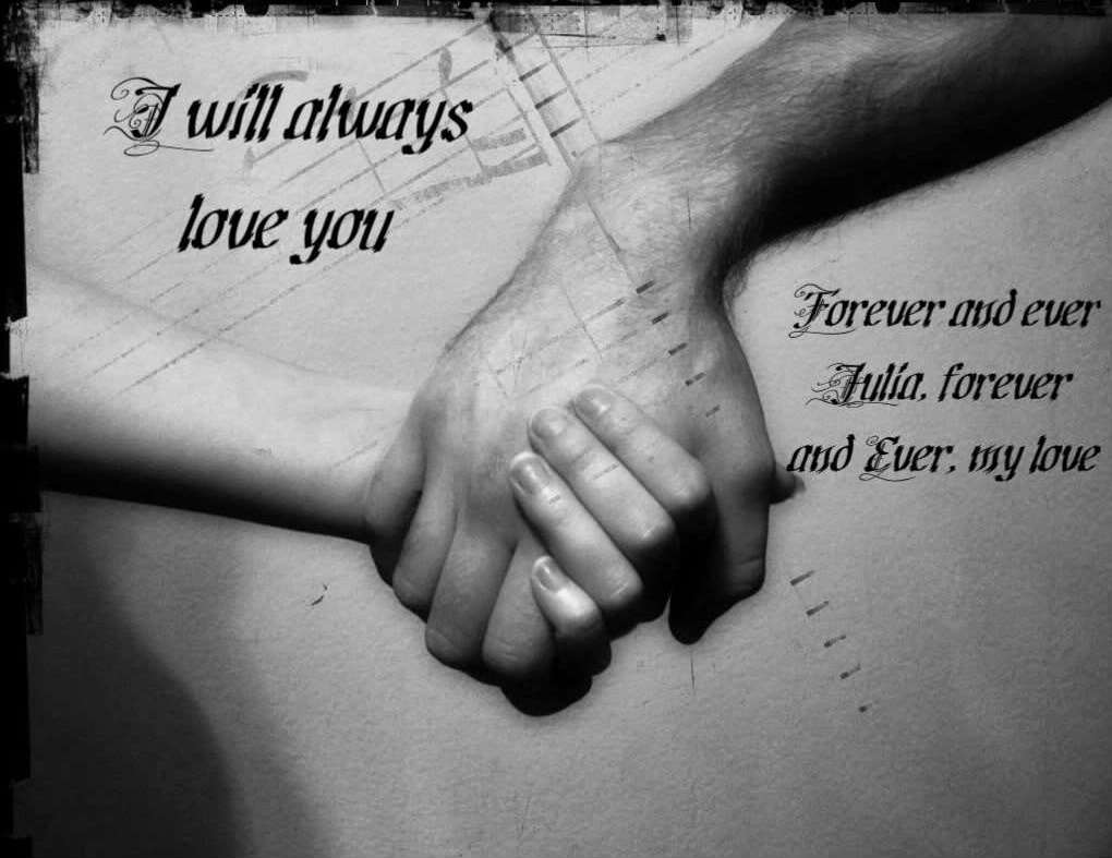 I Will Always Love You Happy Promise Day Wishes Image