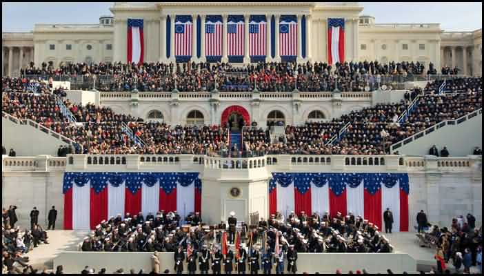 Inauguration Day Picture