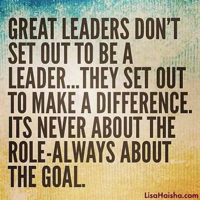 Leadership Quotes Sayings 01