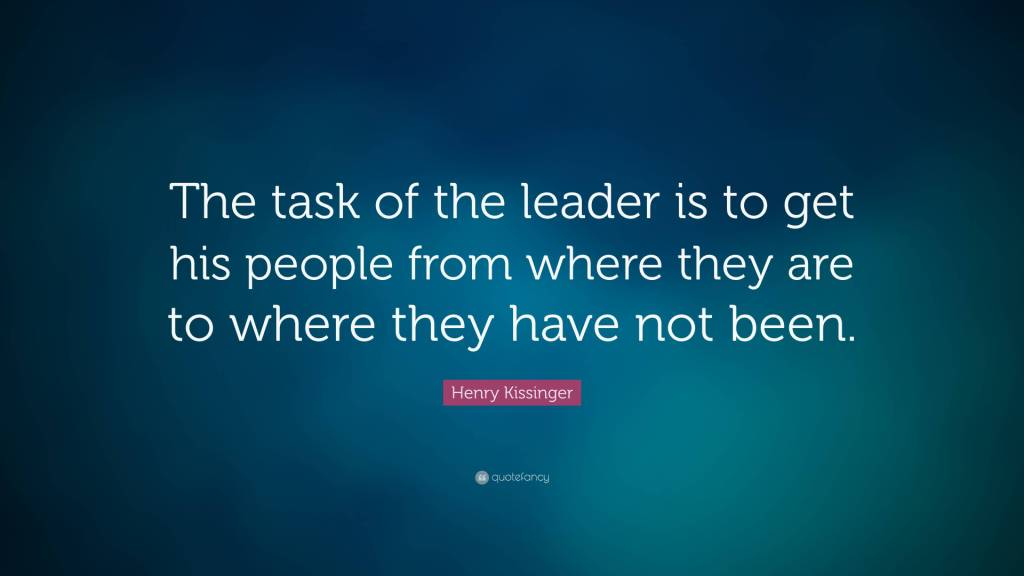 Leadership Quotes Sayings 05