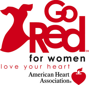 Love You Heart National Wear Red Day
