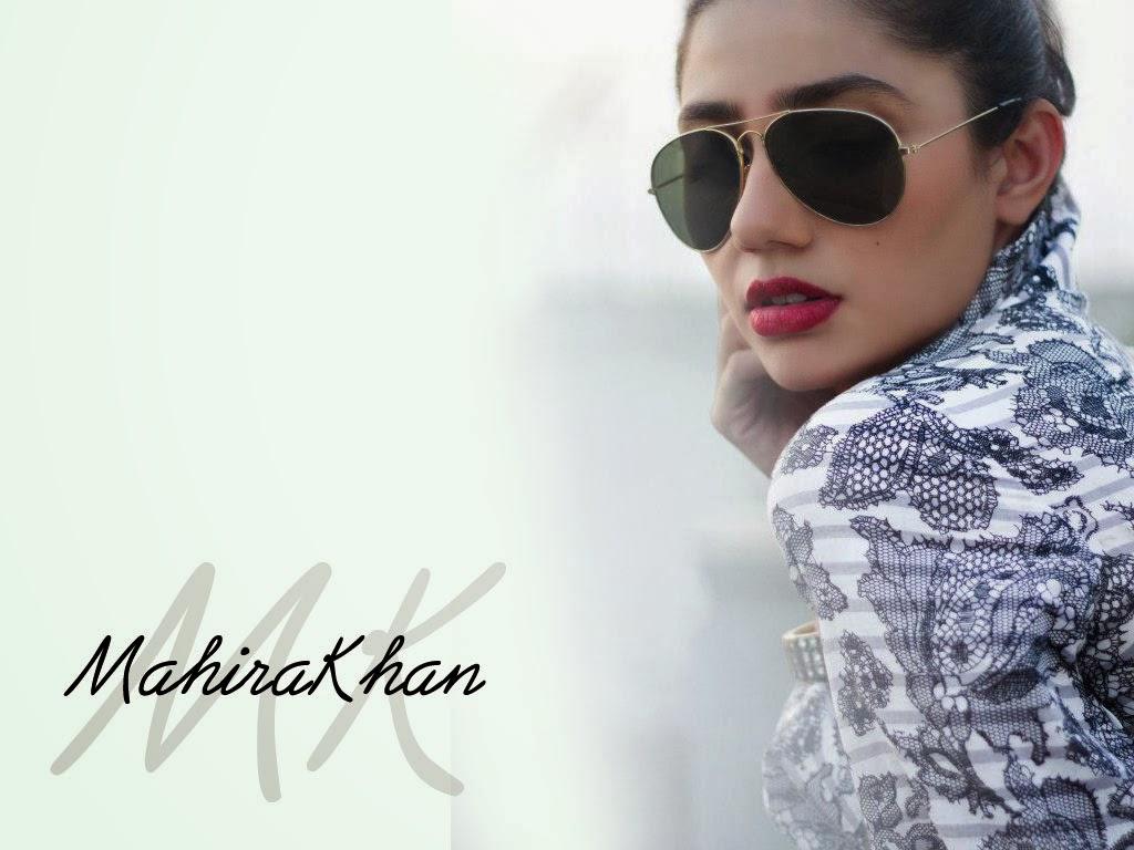 Mahira khan is famous heroine