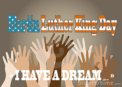 Martin Luther King I Have A Dream