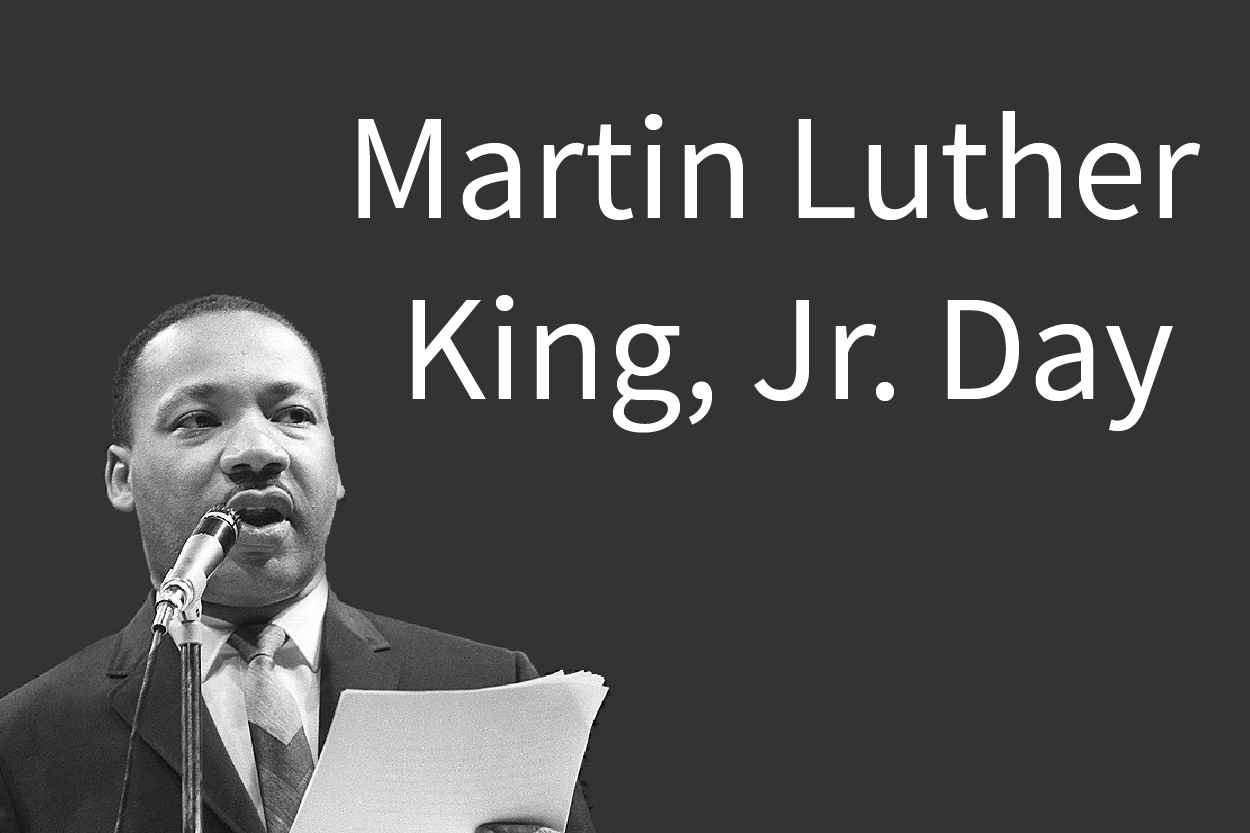 Martin Luther King Jr Picture